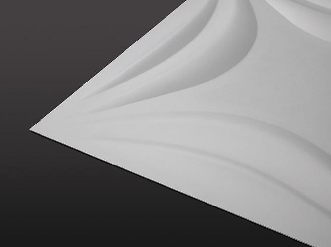 3D Wandpaneele LILY Wandverkleidung Deckenplatten Wandplatten