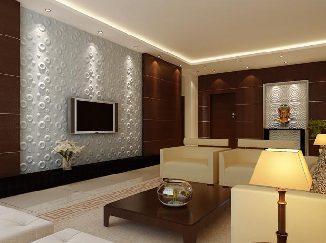 3d wandpaneele spring 1m wandverkleidung deckenplatten. Black Bedroom Furniture Sets. Home Design Ideas
