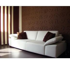 3D Wanddesign | Wanddesignplatten | Designplatten BIGARRA