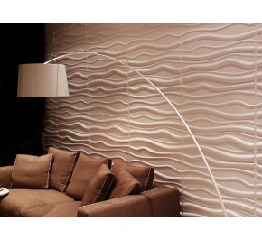 3D Wandpaneele | Wanddekoration | Wandverkleidung - FAKTUM