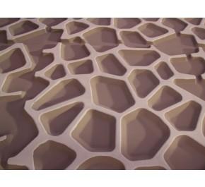 3D Wandpaneel | Wandschmuck | Wandtattoo GAPS