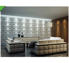 Wandpaneele | Wandverkleidung | Moderne Design Ideen mit 3D Dekor LILY