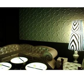 3D Reliefwand MALM im Phoenix Club Hannover