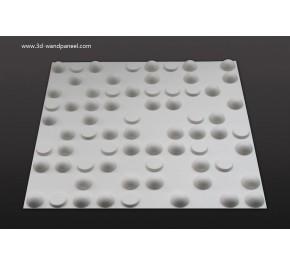 3D Wandpaneele | Wanddesign | Bambusplatten INREDA - Oberfläche