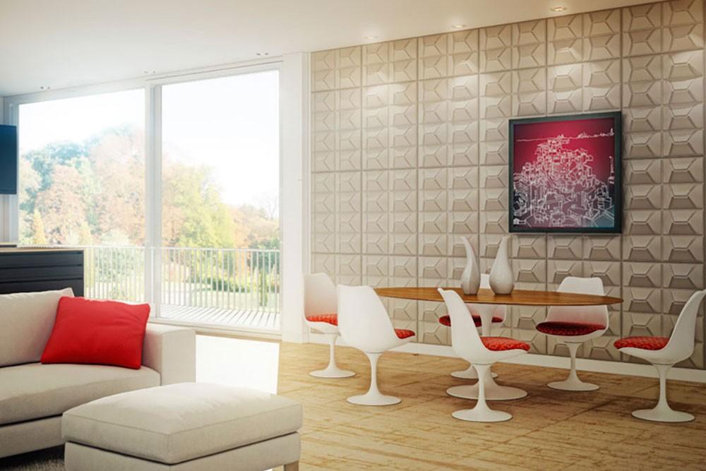 3D Wandpaneele | Deckenpaneele | Interior Design - Dekor COMB * 3D ...