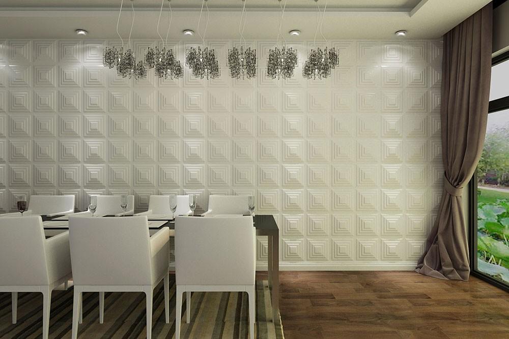 3d wandpaneel pyramid wandverkleidung deckenpaneele 3d paneele kaufen. Black Bedroom Furniture Sets. Home Design Ideas