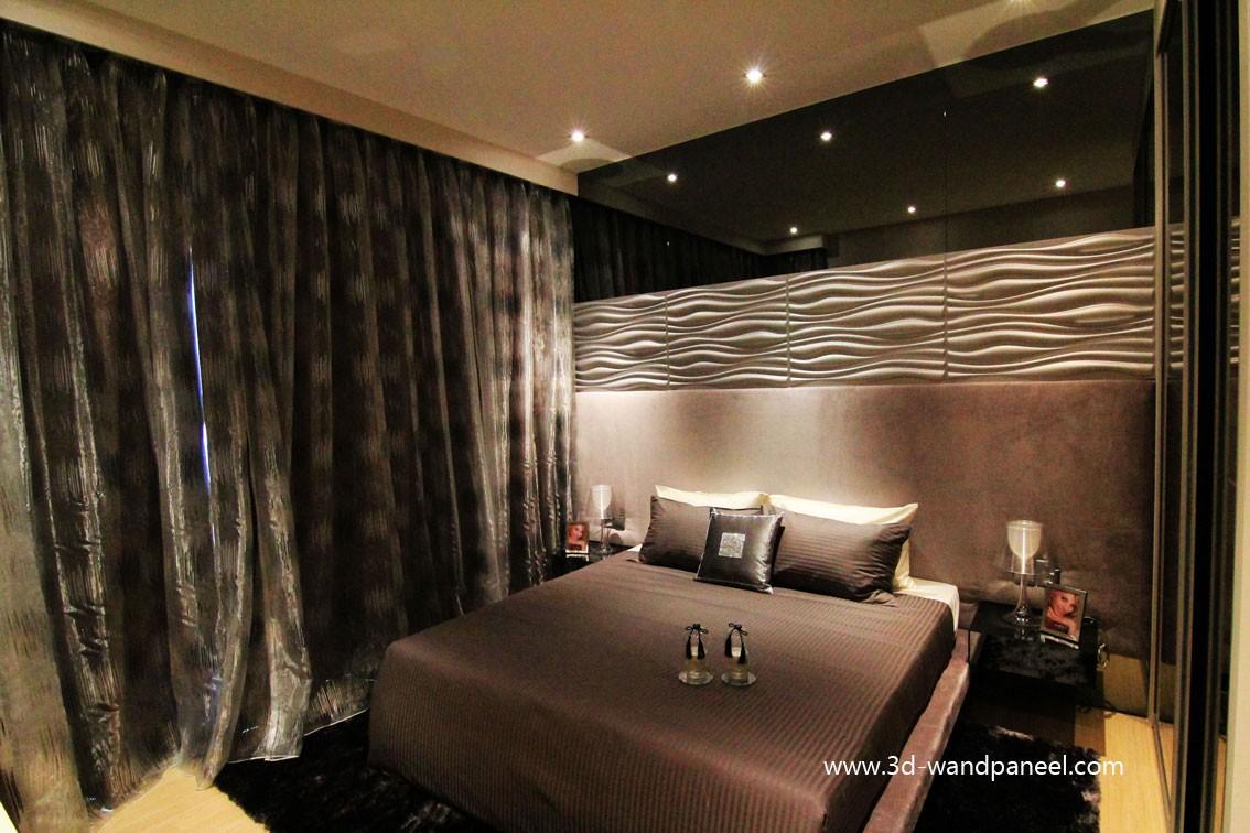 3d wandpaneele wohnungs design wandverkleidung dekor. Black Bedroom Furniture Sets. Home Design Ideas