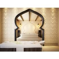 3D Wandverkleidung | Wandpaneele aus Bambus und Zuckerrohr | Dekor COSMOS