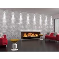 3D Reliefplatten | Wandplatten | Designplatten - Wohnzimmer / Interior Design JASPER